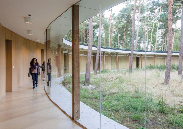 Hostel Wadi / Studio Bernardo Secchi & Paola Viganò