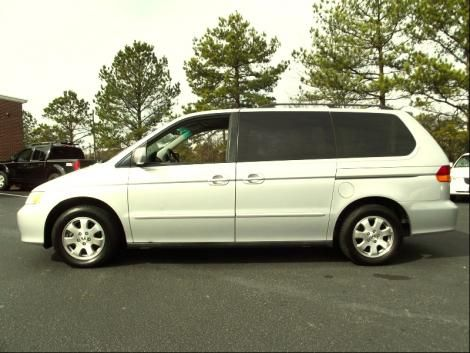 2004 Honda Odyssey EX-L for sale in North Carolina, NC - $6900