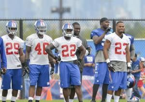 David Wilson returns to NY Giants from 'career-threatening' neck injury