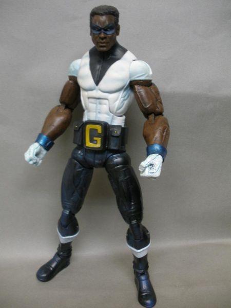 Bill Foster Aka Goliath: the Gun Show (Marvel Legends) Custom Action Figure