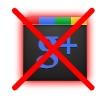 Google+ Sign-In button branding guidelines. #Googleplus #Googleplustips