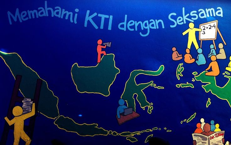 Our reason for being- a better understanding of Eastern Indonesia. Mari memahami KTI dengan seksama!