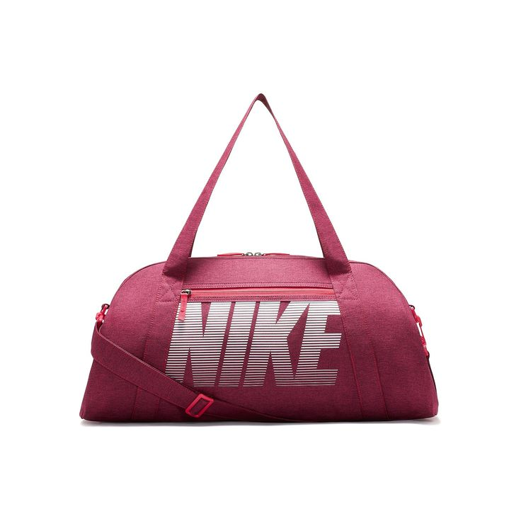 Women's Nike Gym Club Duffel Bag, Pink