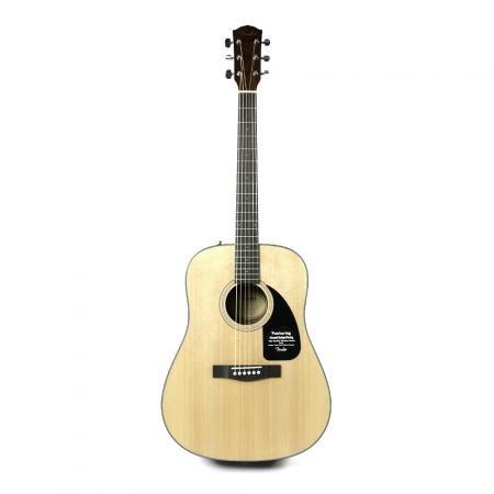 Fender CD-60 NT Natural v2 western gitaar