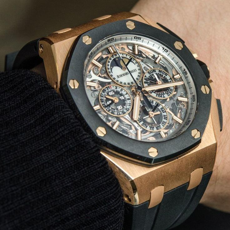 """Audemars Piguet Royal Oak Offshore Grande Complication Watch Hands-On - by David Bredan - on aBlogtoWatch.com """"'Welcome back to an original aBlogtoWatch feature, My First Grail Watch.' Well, no, that's not entirely right. This is not another chapter in our Grail Watch series of articles, but then again, it could be..."""""""