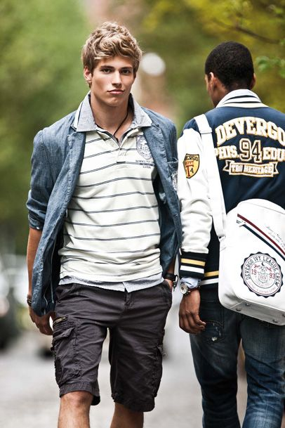 Devergo Jeans 2012 Spring Summer Collection