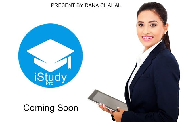 Icon is Launched Today of iStudy Pro Version ( Coming Soon ...) - iStudy