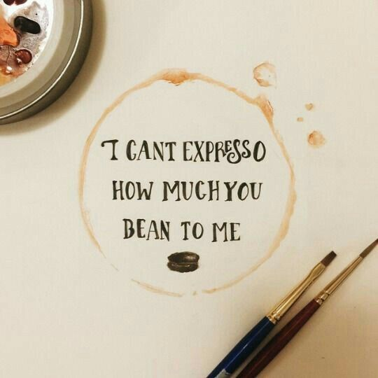 Caffinated love