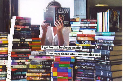Truth     (Even though I dislike strongly some of the books in this picture.): Picture, Worth Reading, Lost, Life, Quotes, Books Worth, Hunger Games, Bookworm