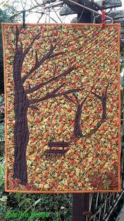 Jolcine pasje, Jesień idzie przez park