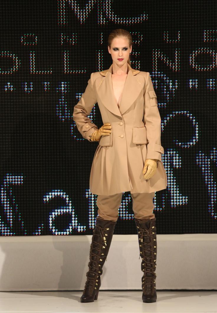 BMO Australia presents Monique Collignon Limited Edition Leather Boots