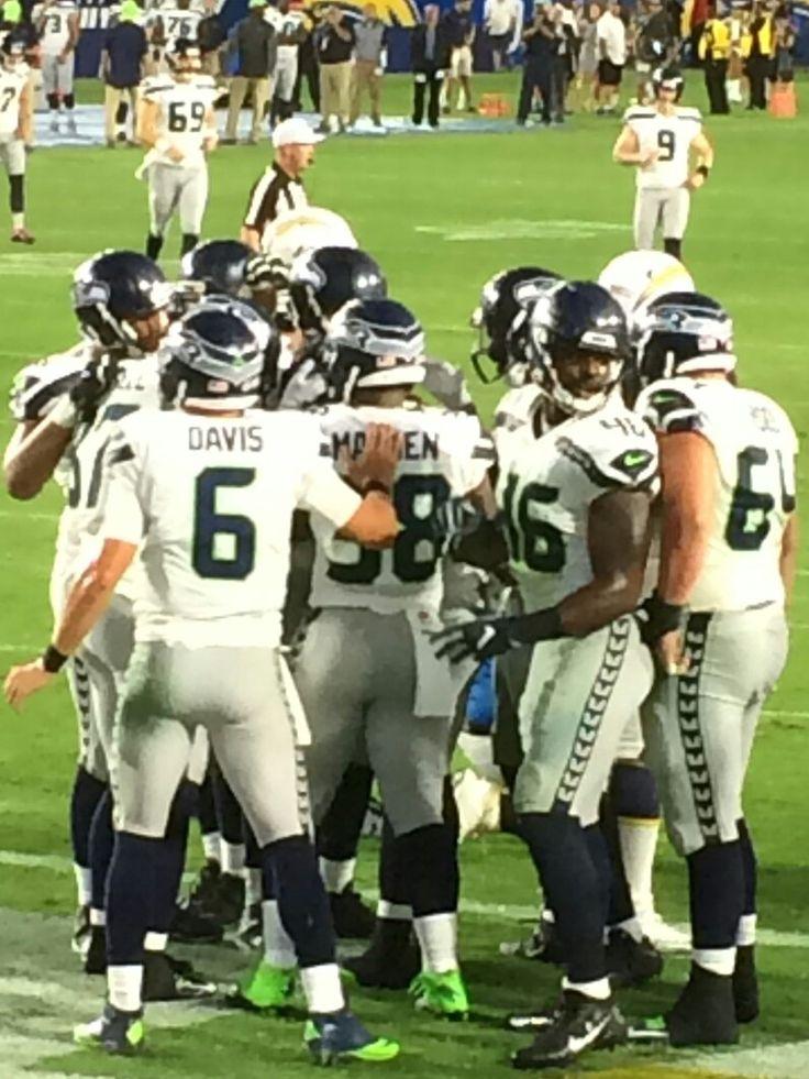 Seahawks vs Raiders Taken by Lolo