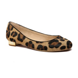 Marion Dress leopard