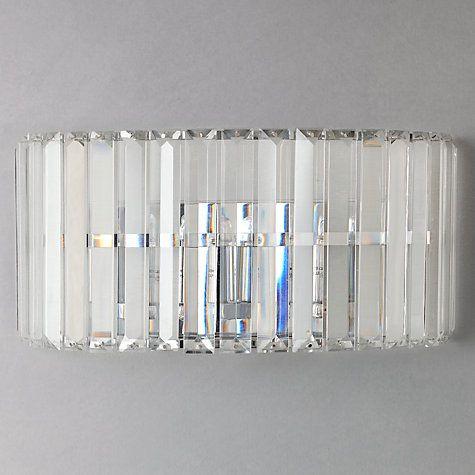 Buy John Lewis Frieda Wall Light, Large Online at johnlewis.com