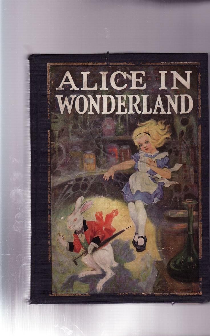 alices adventures in wonderland 1923 dime