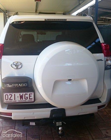 2012 Toyota Landcruiser Prado GXL Auto 4x4-$42,850* QLD
