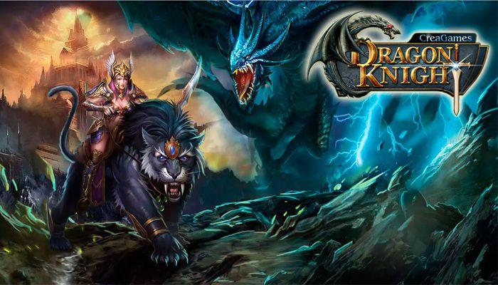 Dragon Knight: Браузерная ММО RPG Online Игра