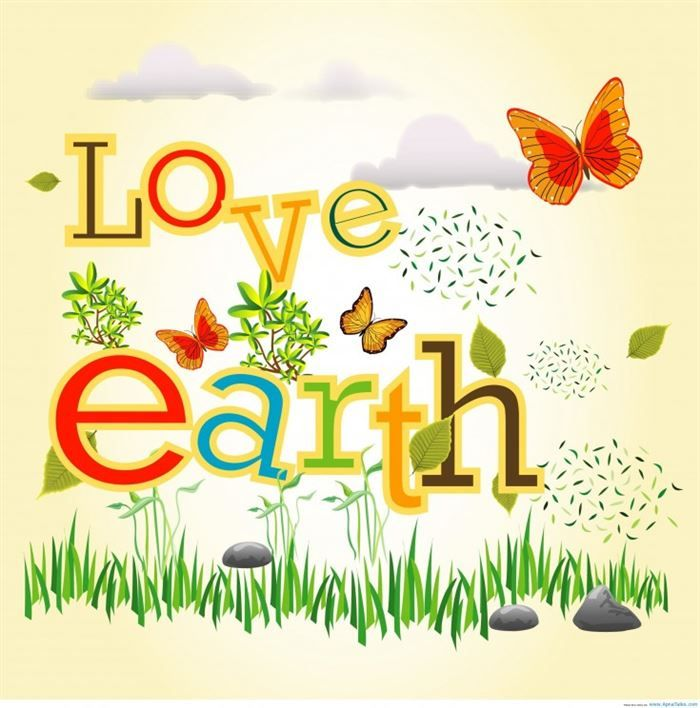 Happy #EarthDay! Today and every day!