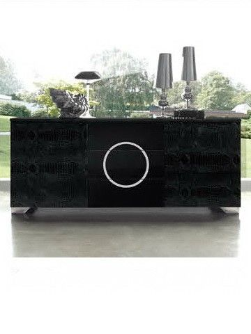 Dupen Coco Buffet Black