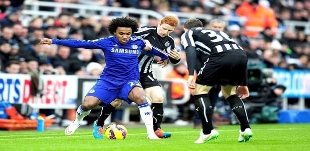 Newcastle X Chelsea Ao Vivo Online Campeonato Ingles Chelsea