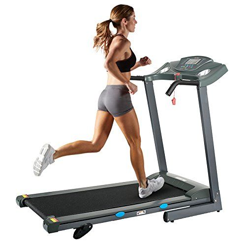 Merax Portable Treadmill Folding Motorized 15HP Running Machine >>> Read more reviews of the product by visiting the link on the image.