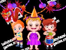We Have Many Baby Hazel Party Games Such As Halloween Christmas Backyard