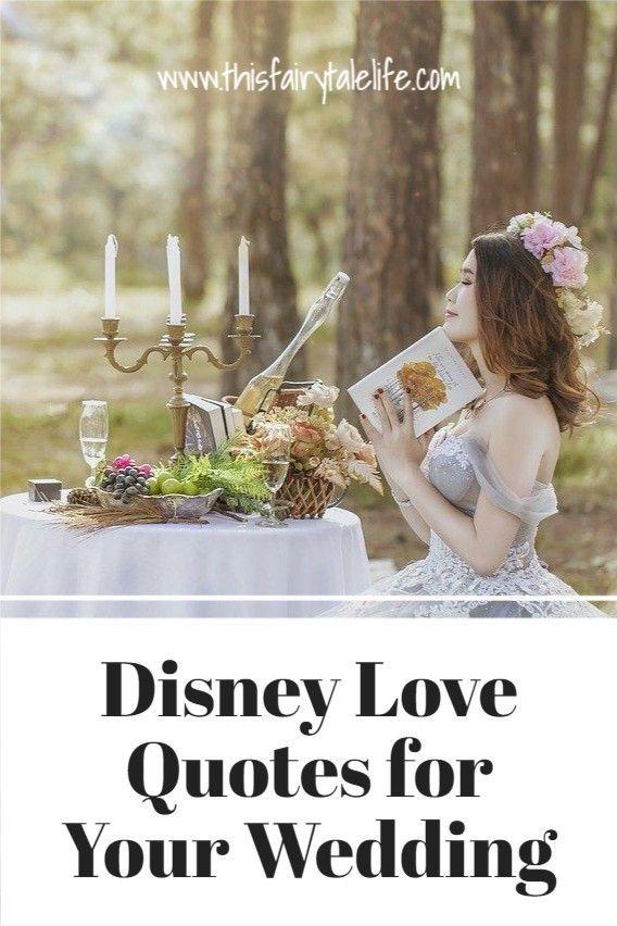 Disney Love Quotes Wedding : disney, quotes, wedding, Disney, Quotes, Wedding, Fairy, Quotes,, Love,