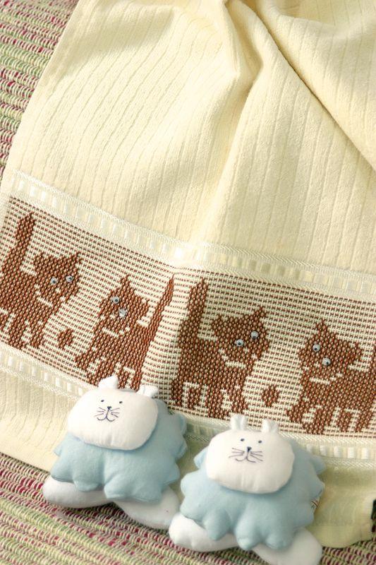 Toalha para bebês / DIY, Craft, Upcycle