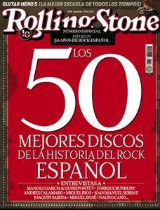 Los 50 mejores discos del rock español