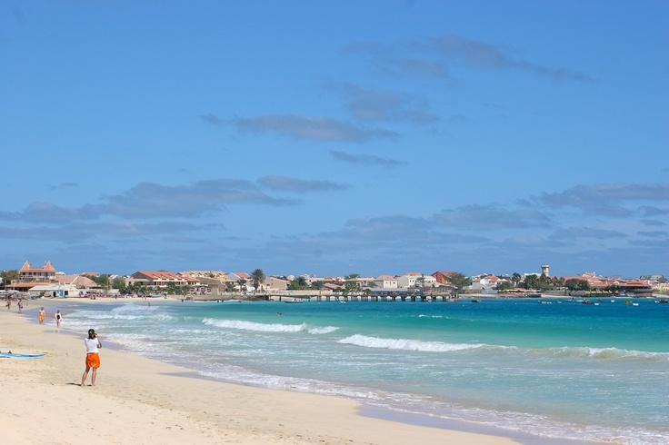 Praia de Santa Maria - Ilha do Sal