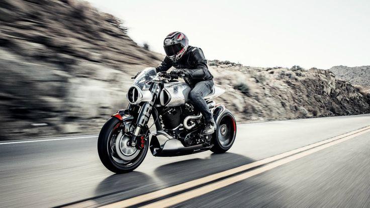 Keanu Reeves' Arch Motorcycle Shop Debuts Hyper-Limited Method 143