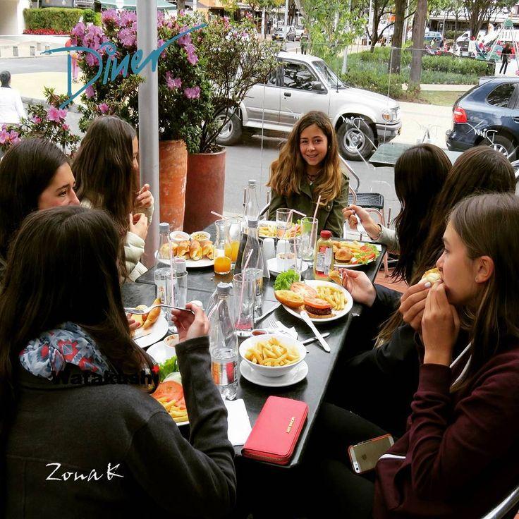 #zonakbogota #zonak #restaurantediner #diner93 www.diner.com.co Restaurante Diner del Parque de la 93