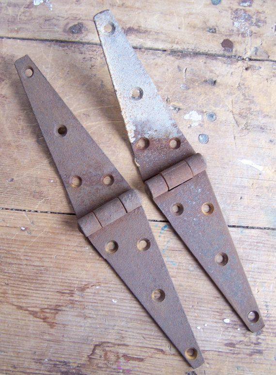 Clearance 10 Quot Rustic Strap Hinges Old Gate Or Barn Door