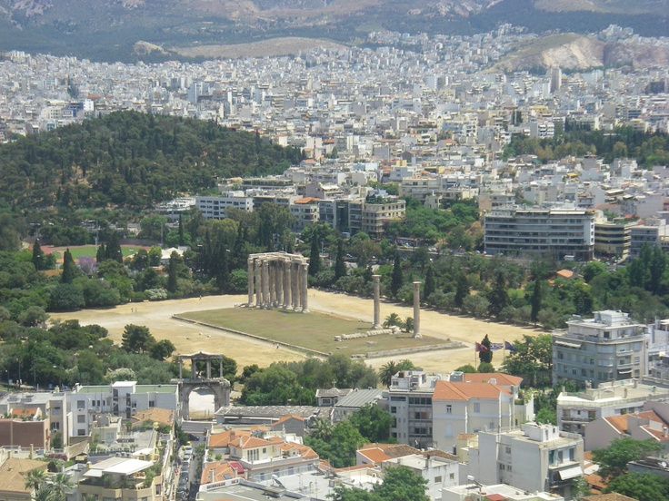 Athens, I was there, nbd.