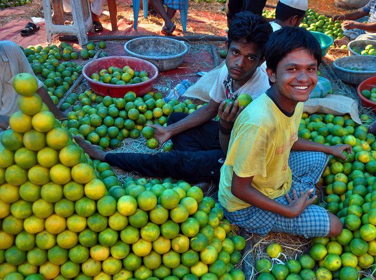 India | Nagpur Oranges