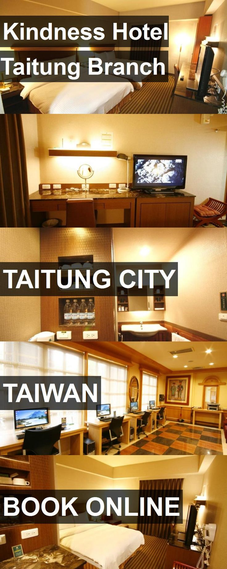 Hotel Kindness Hotel Taitung Branch in Taitung City, Taiwan. For more information, photos, reviews and best prices please follow the link. #Taiwan #TaitungCity #KindnessHotelTaitungBranch #hotel #travel #vacation