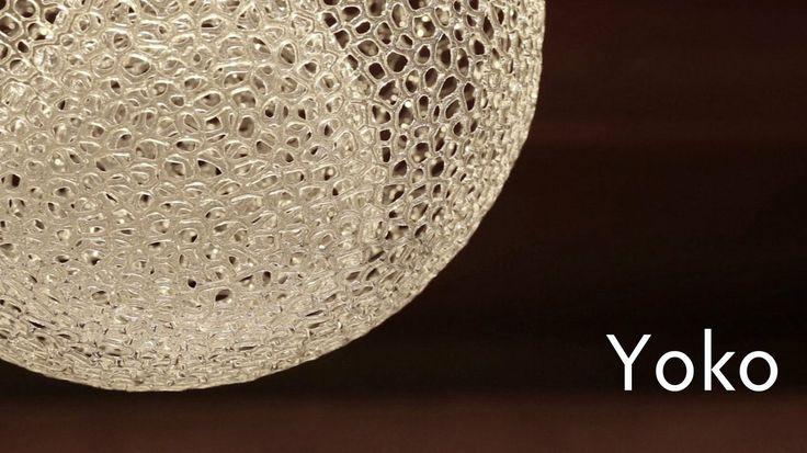 Yoko Yano At Marthas Vineyard Glassworks In This Video