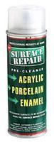Repair systems for Acrylic, Fiberglass, Gelcoat, Porcelain, Bathtubs, Shower Stalls, Sinks, Ceramic and Major Appliances
