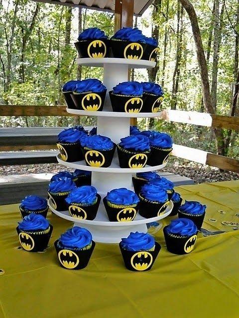 10 modelos de bolos de aniversário do tema Batman - Dicas pra Mamãe                                                                                                                                                                                 Mais