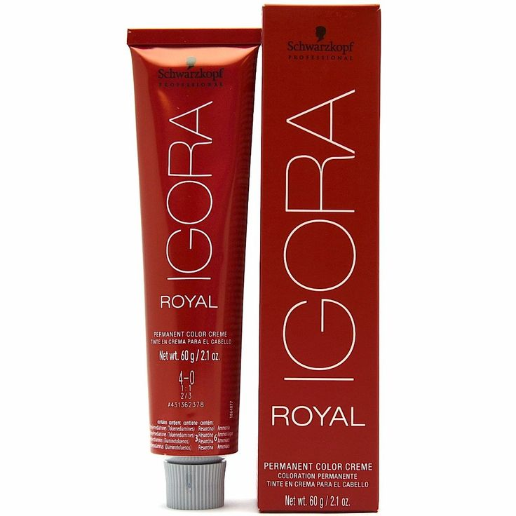 Schwarzkopf - Igora Royal Permanent Hair Color 6-88 Dark Extra Red Blonde 2.1 oz. * Click on the image for additional details. #hairhack