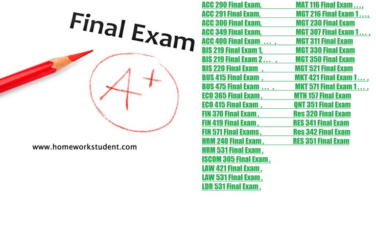 mgt 448 final exam Essays - largest database of quality sample essays and research papers on mgt 448 final exam.