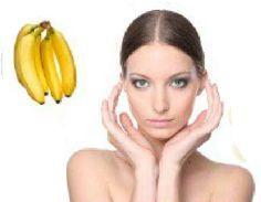 Лучшая омолаживающая банановая маска для лица