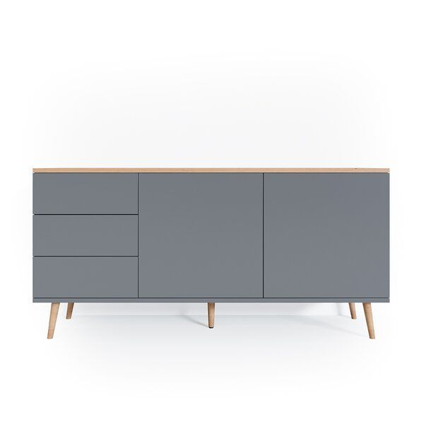 Item Description This Stylish Sideboard In A Clear Scandinavian Design Provides Variable Storage Space And Is Guarantee Stylish Sideboards Furniture Sideboard
