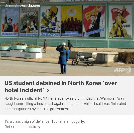 http://www.channelnewsasia.com/news/asiapacific/us-student-detained-in-no/2450924.html