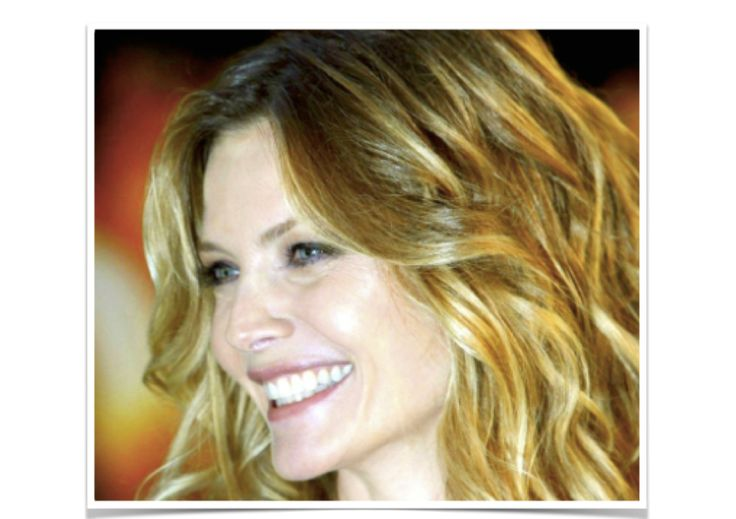 The fabulous #michelle pfeiffer looking beyond amazing @ 56.