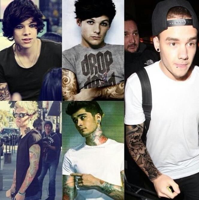 punk+one+direction | The punk One direction pictures came out a long time ago, like maybe 2 ...