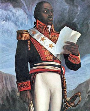 haitian revolution of 1791 1804 essay Santo domingo) during the period from 1791 to 1804 in 1791, slaves and gens  de  haitian revolution is, in fact, the only successful large-scale slave.