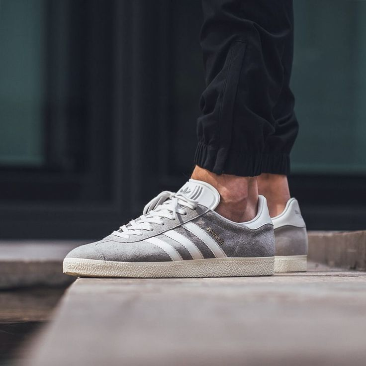 Adidas Gazelle Clear Grey
