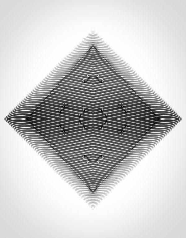 A-maze by Robert Casmirovici, via Behance