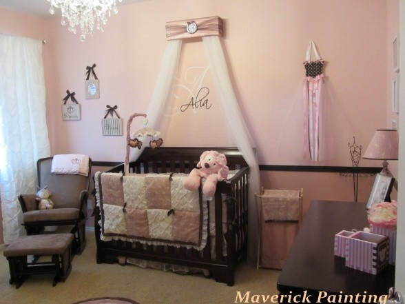 Jungle Nursery    painting ideas